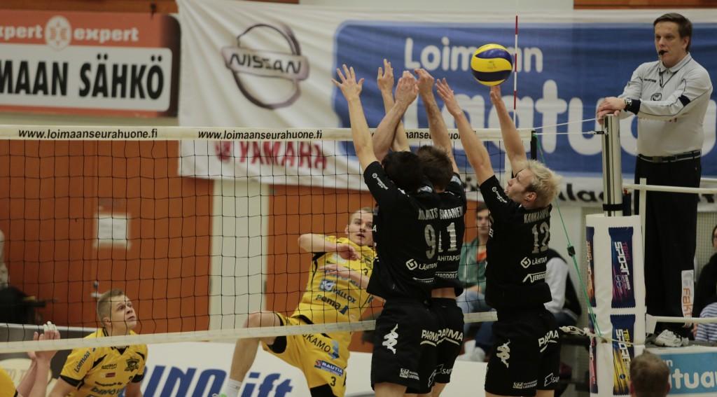 Jani Niskakangas pelasi hienon ottelun